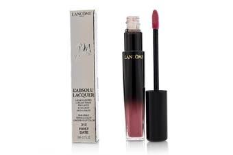 Lancome L'Absolu Lacquer Buildable Shine & Color Longwear Lip Color - # 312 First Date 8ml