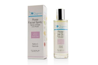 The Organic Pharmacy Rose Facial Spritz - For Normal, Dry & Sensitive Skin 100ml