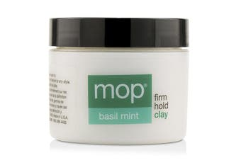 MOP Basil Mint Firm Hold Clay 58g