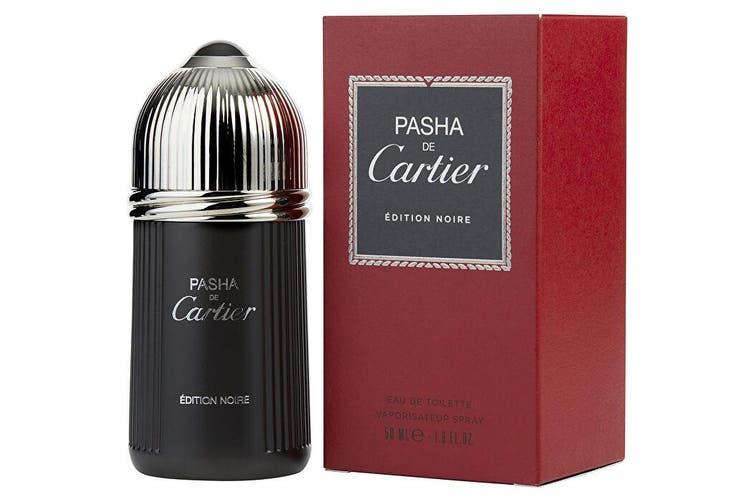 Cartier Pasha Edition Noire Eau De Toilette Spray 50ml
