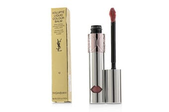 Yves Saint Laurent Volupte Liquid Colour Balm - # 12 Chase Me Nude 6ml