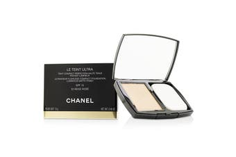 Chanel Le Teint Ultra Ultrawear Flawless Compact Foundation Luminous Matte Finish SPF15 - # 32 Beige Rose 13g