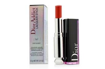 Christian Dior Dior Addict Lacquer Stick - # 747 Dior Sunset 3.2g