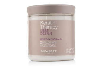 AlfaParf Lisse Design Keratin Therapy Rehydrating Mask 200ml