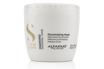 AlfaParf Semi Di Lino Diamond Illuminating Mask (Normal Hair) 500ml