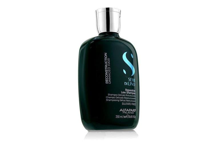 AlfaParf Semi Di Lino Reconstruction Reparative Low Shampoo (Damaged Hair) 250ml