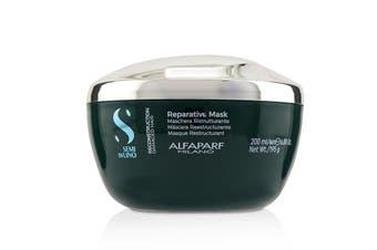 AlfaParf Semi Di Lino Reconstruction Reparative Mask (Damaged Hair) 200ml