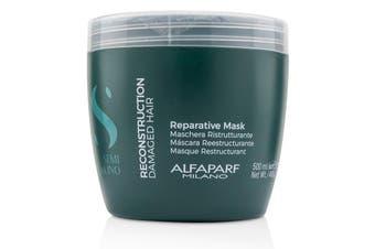 AlfaParf Semi Di Lino Reconstruction Reparative Mask (Damaged Hair) 500ml