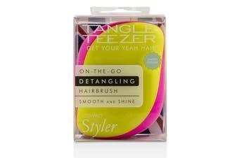 Tangle Teezer Compact Styler On-The-Go Detangling Hair Brush - # Kaleidoscope 1pc
