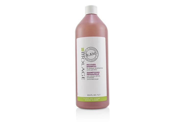 Matrix Biolage R.A.W. Recover Shampoo (For Stressed, Sensitized Hair) 1000ml