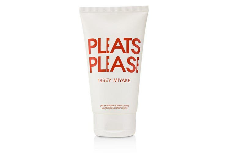 Issey Miyake Pleats Please Moisturising Body Lotion (Unboxed) 150ml