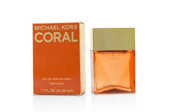 Michael Kors Coral Eau De Parfum Spray 50ml