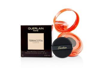 Guerlain Terracotta Cushion Fresh Bronzing Fluid Makeup SPF 20 - # Medium 13g