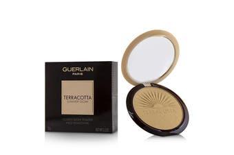 Guerlain Terracotta Summer Glow Face Highlighter Powder - # Golden Glow 10g