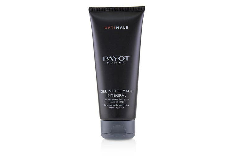 Payot Optimale Homme Face & Body Energising Cleansing Care 200ml