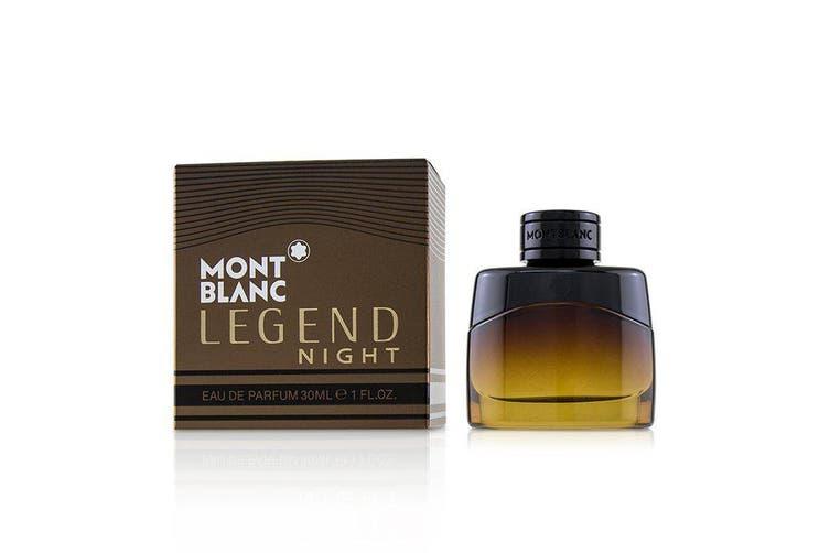 Montblanc Legend Night Eau De Parfum Spray 30ml
