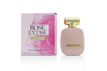 Nina Ricci Rose Extase Eau De Toilette Sensuelle Spray 30ml