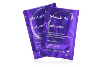 Malibu C Curl Partner Wellness Hair Remedy 12x5g