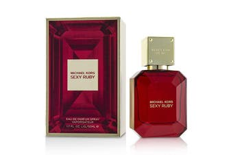 Michael Kors Michael Kors Sexy Ruby Eau De Parfum Spray 50ml