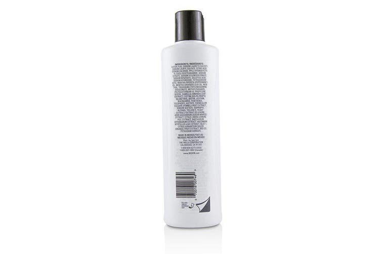 Nioxin Derma Purifying System 4 Cleanser Shampoo (Colored Hair, Progressed Thinning, Color Safe) 300ml