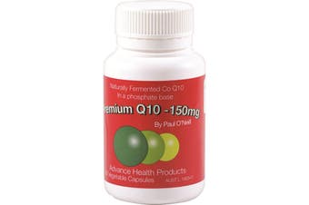 Advanced Health Products Premium Q10 150mg 60c