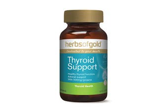 Herbs of Gold Thyroid Support 60t