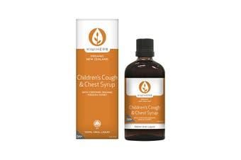 KiwiHerb Children's Cough & Chest Syrup 100ml Oral Liquid