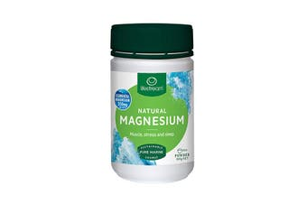 LifeStream Natural Magnesium (Pure Marine Source) 150g Powder