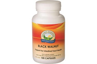 Nature's Sunshine Black Walnut 500mg 100c