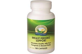 Nature's Sunshine Breast Feeding Support 100c