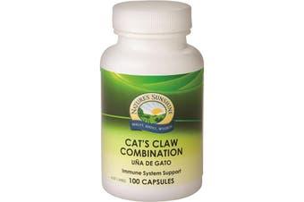 Nature's Sunshine Cat's Claw Combination 100c