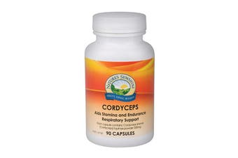 Nature's Sunshine Cordyceps 530mg 90c