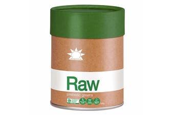 Amazonia Nutrients Greens Mint & Vanilla Flavour 120g
