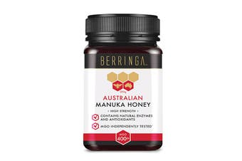 Berringa Australian Manuka Honey High Strength (MGO 400+) 500g