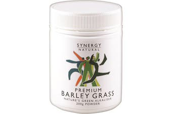 Synergy Natural Premium Barley Grass Powder 200g