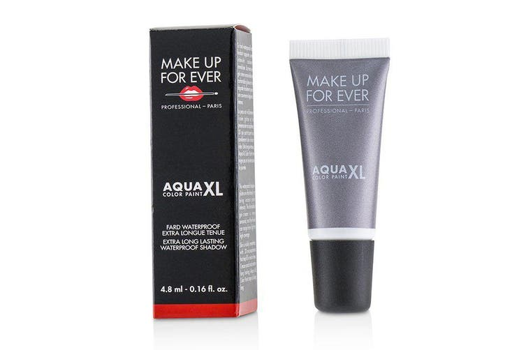 Make Up For Ever Aqua XL Color Paint Waterproof Shadow - # I-12 Iridescent Steel Gray 4.8ml