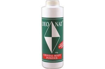 Deonat Crystal Deodorant Body Powder 180g