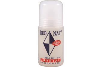 Deonat Crystal Deodorant Roll On 65ml