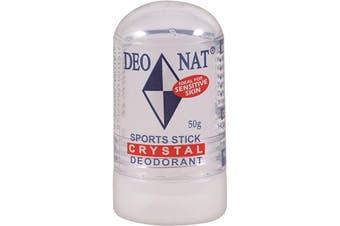 Deonat Crystal Deodorant Sports Stick 50g