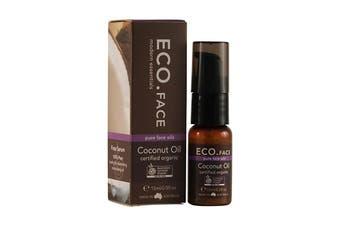 Eco Modern Essentials Face Oil Certified Organic Coconut 15ml