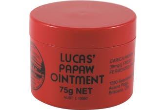 Lucas' Pawpaw Remedies Papaw Ointment 75g
