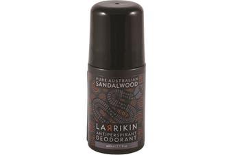 Mount Romance Pure Australian Sandalwood Larrikin Antiperspirant Deodorant Roll On 60ml