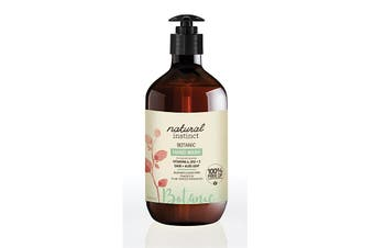 Natural Instinct Hand Wash Botanic 500ml