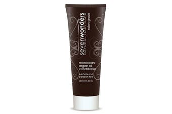 Seven Wonders Hair Care Moroccan Argan Oil Conditioner 250ml