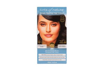 Tints of Nature Perm. Hair Colour Natural Darkest Brown 2N