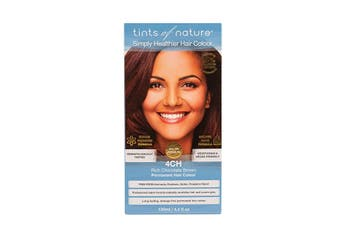 Tints of Nature Perm. Hair Colour Rich Chocolate Brown 4CH