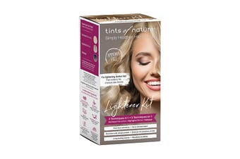 Tints of Nature Permanent Hair Colour (3in1) Lightener Kit