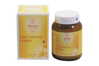 Weleda Baby Teething Oral Powder 60g