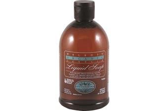 Melrose Organic Castile Liquid Soap Peppermint Refill 500ml
