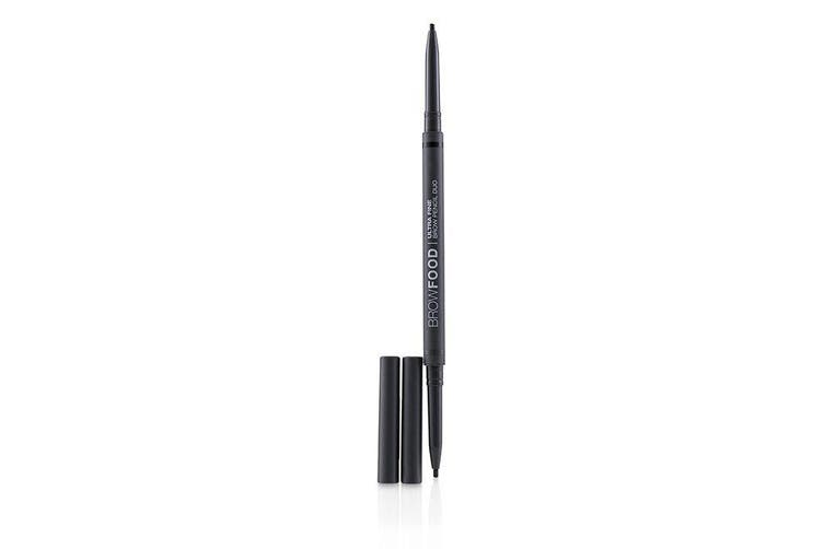LashFood BrowFood Ultra Fine Brow Pencil Duo - # Charcoal 0.10g
